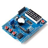 FREELAB Multifunction learning kit shield (Merchant) - Modif Spare Part