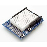FREELAB Prototyping mini breadboard shield (Merchant) - Modif Spare Part
