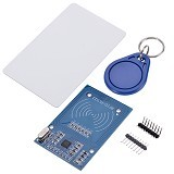 FREELAB RFID RC522 modul + 2 jenis tag (Merchant) - Modif Spare Part