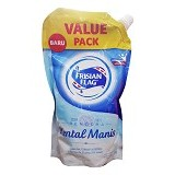 FRISIAN FLAG Susu Kental Manis Putih 560gr (Merchant) - Susu Instan
