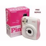 FUJIFILM Camera Instax Polaroid 25s Paket A - Pink (Merchant)
