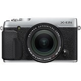 FUJIFILM Camera Mirrorless X-E2S Kit1 - Silver (Merchant) - Camera Mirrorless