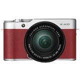 FUJIFILM Digital Camera X-A10 Kit - Brown - Camera Mirrorless