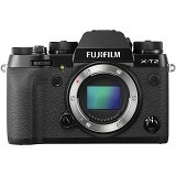 FUJIFILM Digital Camera X-T2 Body Only - Black