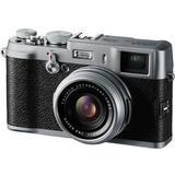 FUJIFILM Digital Camera X100S - Silver - Camera Prosumer