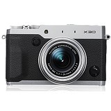 FUJIFILM Digital Camera X30 - Silver (Merchant) - Camera Prosumer