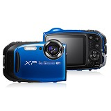 FUJIFILM Finepix XP80 - Blue - Camera Pocket / Point and Shot