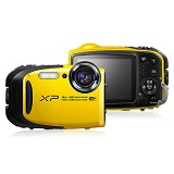 FUJIFILM Finepix XP80 - Yellow - Camera Pocket / Point and Shot