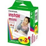 FUJIFILM Fuji Instax Paper Twin Pack (Merchant) - Camera Roll Film