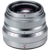 FUJIFILM Fujinon XF 35mm F2 R WR - Silver