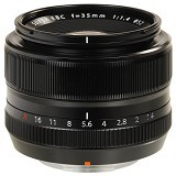 FUJIFILM Fujinon XF 35mm f/1.4 R Lens (Merchant) - Camera Mirrorless Lens