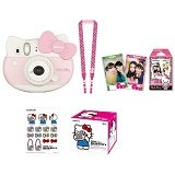 FUJIFILM Instax Hello Kitty Package - Camera Instant / Polaroid