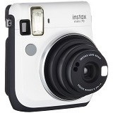 FUJIFILM Instax Mini 70 - White (Merchant) - Camera Instant / Polaroid