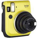 FUJIFILM Instax Mini 70 - Yellow - Camera Instant / Polaroid