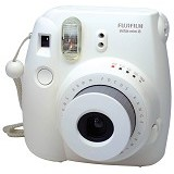 FUJIFILM Instax Mini 8 - White - Camera Instant / Polaroid