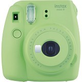 FUJIFILM Instax Mini 9 Instant - Lime Green