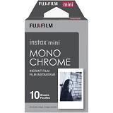 FUJIFILM Instax Mini Film Monochrome (Merchant) - Kertas Foto / Photo Paper