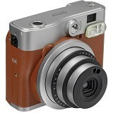 FUJIFILM Instax Neo 90 - Brown (Merchant) - Camera Instant / Polaroid