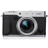 FUJIFILM Digital Camera X30 - Silver - Camera Prosumer