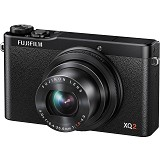 FUJIFILM Digital Camera XQ2 - Black - Camera Pocket / Point and Shot