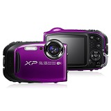 FUJIFILM Finepix XP80 - Purple - Camera Pocket / Point and Shot