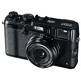 FUJIFILM Digital Camera X100S - Black (Merchant) - Camera Prosumer