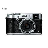 FUJIFILM X100T - Silver - Camera Prosumer