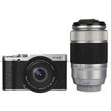 FUJIFILM X-A2 Double Kit - Camera Mirrorless