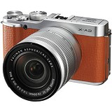 FUJIFILM X-A2 Kit1 - Brown - Camera Mirrorless