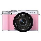 FUJIFILM X-A2 Kit1 - Pink - Camera Mirrorless