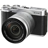 FUJIFILM X-A2 Kit1 - Silver - Camera Mirrorless