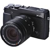 FUJIFILM XE-1 kit2  - Black - Camera Mirrorless