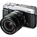 FUJIFILM X-E2 Kit1 - Silver - Camera Mirrorless