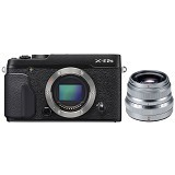 FUJIFILM X-E2S Kit2 - Black - Camera Mirrorless