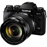 FUJIFILM X-T1 Kit2 - Black - Camera Mirrorless