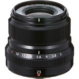 FUJIFILM XF 23mm f/2 R WR Lens - Black (Merchant) - Camera Mirrorless Lens