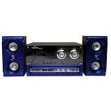 FUJITEC Speaker Active [SAB-210MS] - Blue