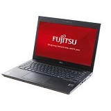 FUJITSU LifeBook U536 (i7-6500U Win7) - Black - Notebook / Laptop Consumer Intel Core i7
