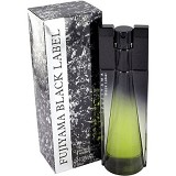 FUJIYAMA Black Label For Men 100ml (Merchant) - Eau De Toilette untuk Pria