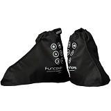 FUNCOVER Cover Shoes Jas Sepatu New 2015 Design Size M - Hitam - Jas Hujan