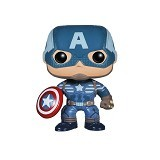 FUNKO Captain America Winter Soldier POP Vinyl [3787-F3787] - Boneka Karakter / Fashion