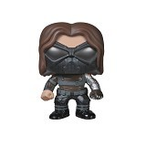 FUNKO Captain America Winter Soldier POP Vinyl [3788-F3788] - Boneka Karakter / Fashion