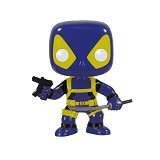 FUNKO Deadpool POP Vinyl [4918-F4918] - Blue - Movie and Superheroes