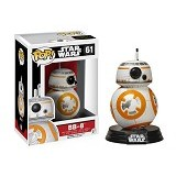 FUNKO Original Star Wars BB 8 (Merchant) - Movie and Superheroes