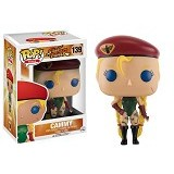 FUNKO Original Street Fighter Cammy (Merchant) - Movie and Superheroes