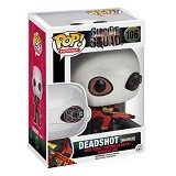FUNKO Pop Movie Suicide Squad Deadshot Masked (Merchant) - Movie and Superheroes