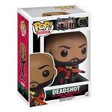 FUNKO Pop Movie Suicide Squad Deadshot UnMasked (Merchant) - Movie and Superheroes