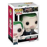 FUNKO Pop Movie Suicide Squad Joker (Merchant) - Movie and Superheroes