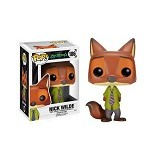 FUNKO Pop Nick Wilde Zootopia [ff-7149]