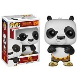 FUNKO Pop Po Kung Fu Panda (Merchant) - Movie and Superheroes